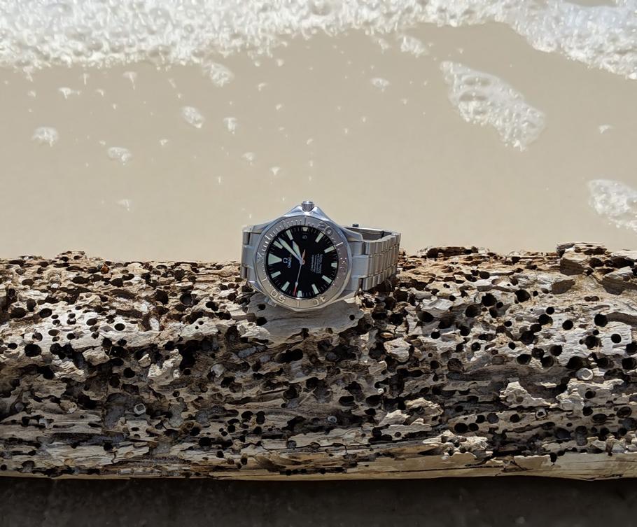 Seamaster 2230.50 driftwood