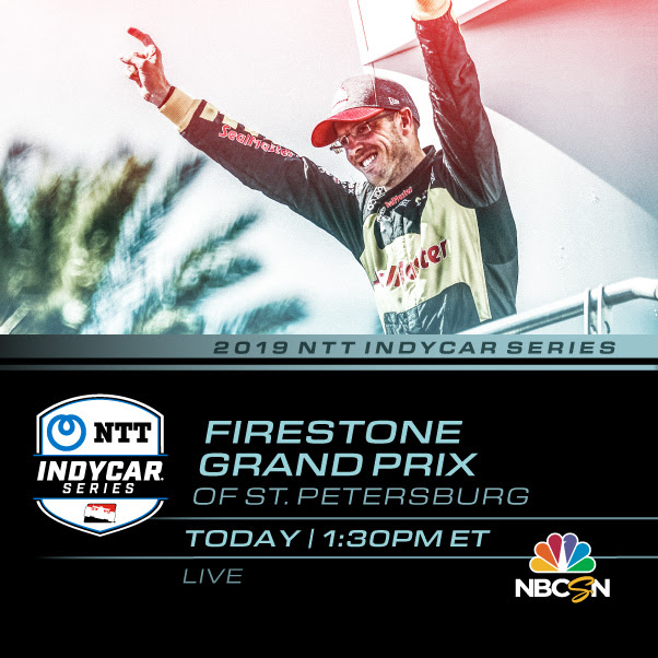 IndyCar Grand Prix Saint Petersburg