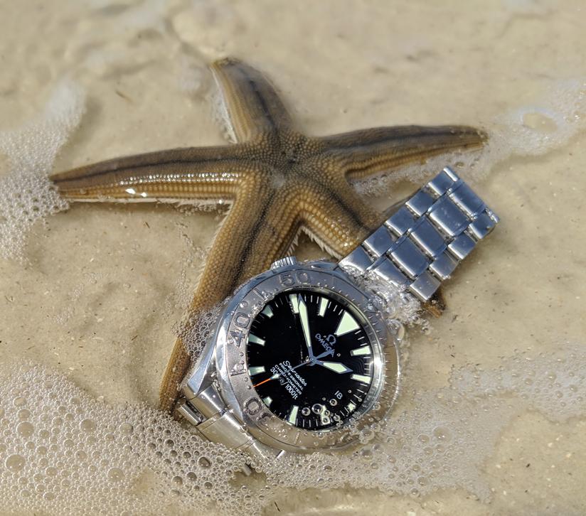 Omega Seamaster 2230.50 for sale Emerald Coast starfish