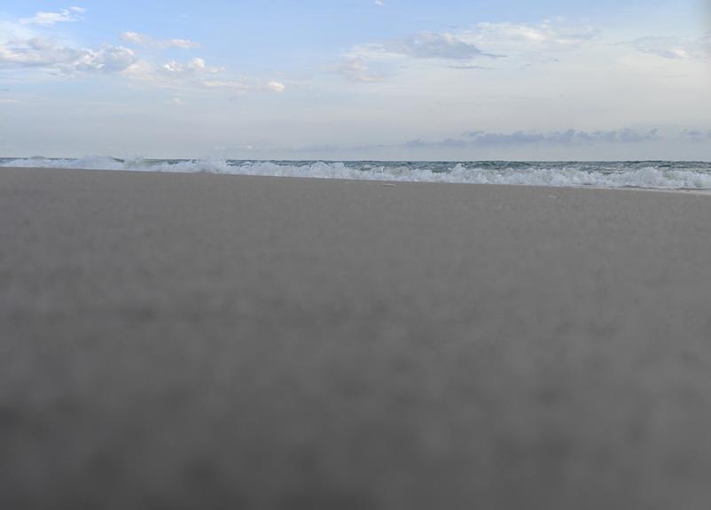 Crooked Island beach