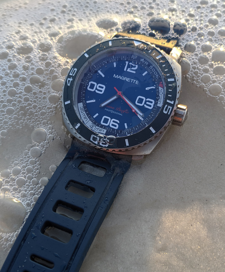Florida beach - Magrette Moana Pacific Professional - Kara edition